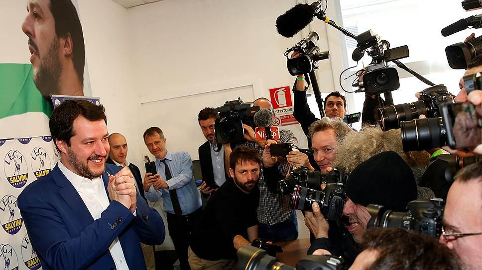 Как победившие партии поделили посты в итальянском парламенте