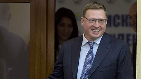 Справоросс в красном поясе // Как Омской областью управляет первый губернатор-варяг