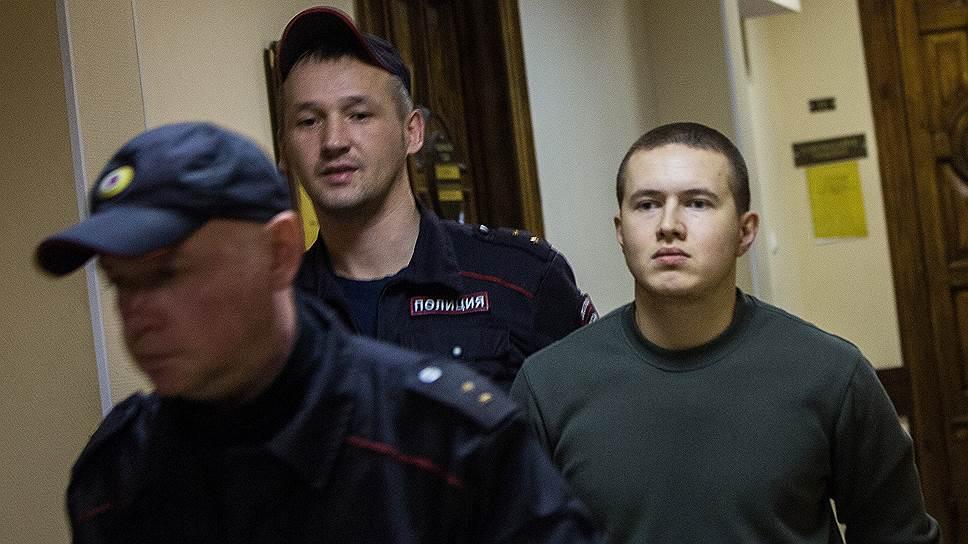 Заявившего о применении пыток Виктора Филинкова могут посещать в СИЗО оперативники, на которых он пожаловался