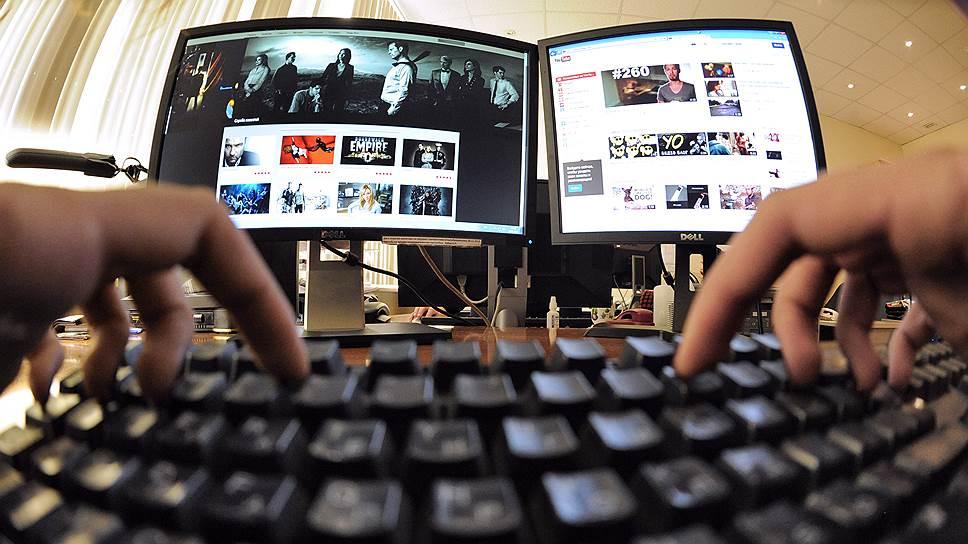 Популярность сайтов с нелегальным контентом растет по всему миру