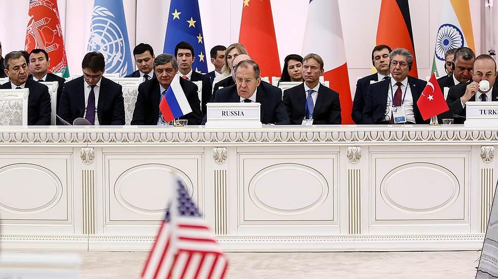 Как в Ташкенте обсуждали будущее Афганистана без талибов