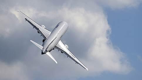 Бюджет заплатит за ремонт SSJ 100 // Правительство сохранило дотации на сервис для новых самолетов