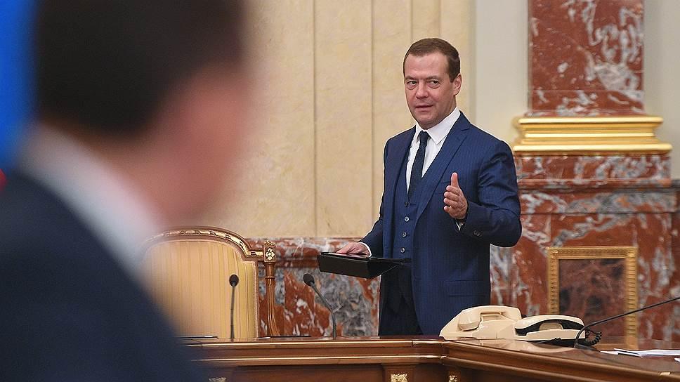 Как Госдума готовилась к отчету правительства