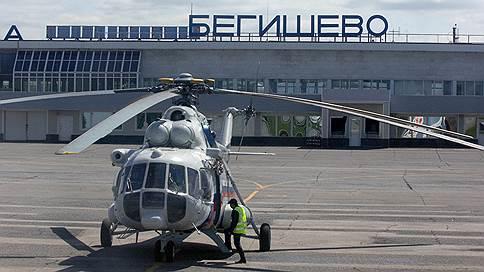 Камаз разгоняется на летном поле // Автоконцерн расширяет аэропорт Бегишево