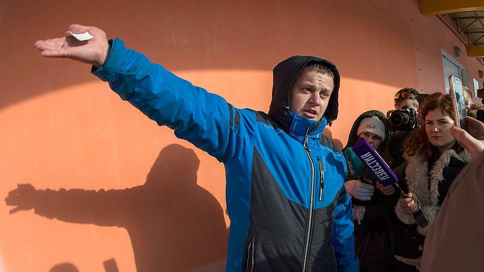 Игорь Востриков рассказывал, что главная задача его сейчас — снять все руководство МЧС