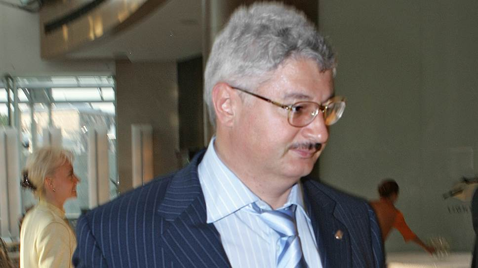 Гендиректором ГК «Мегаполис» Сергей Кациев