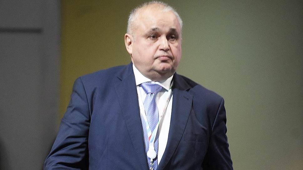 Врио губернатора Кемеровской области Сергей Цивилев
