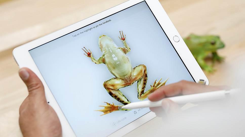 Как продажи новых iPad разгоняют старыми