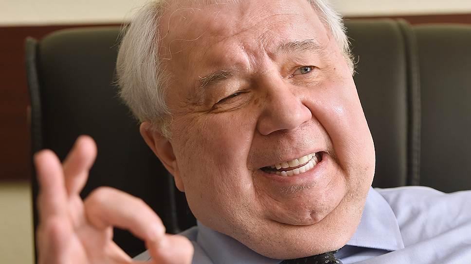 Бывший посол РФ в США, сенатор Сергей Кисляк