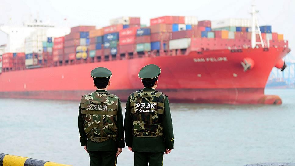 США и Китай роют торговые окопы