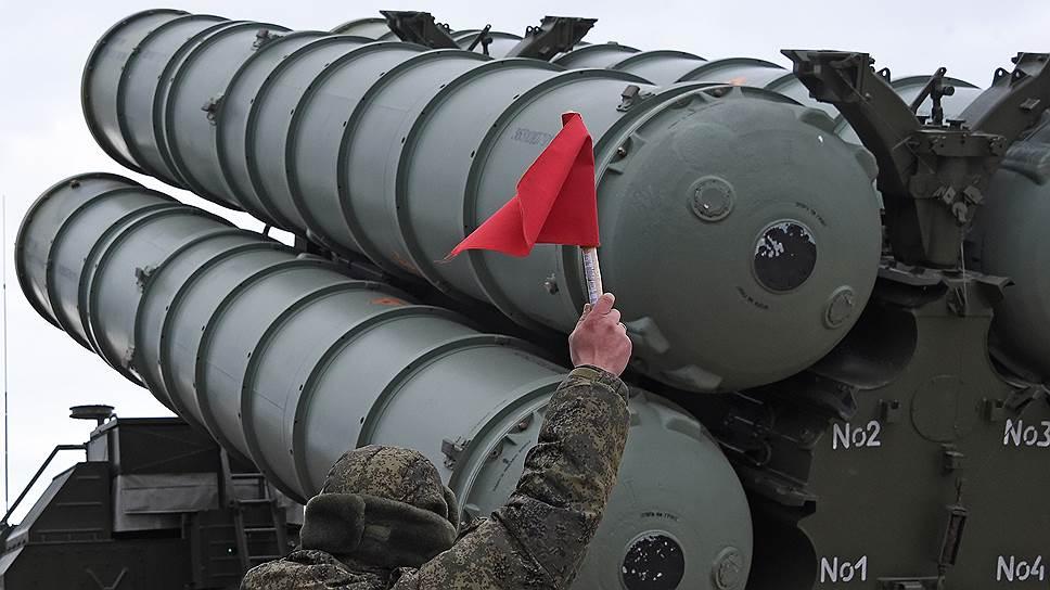 Когда начнется поставка Турции зенитных ракетных систем С-400 «Триумф»