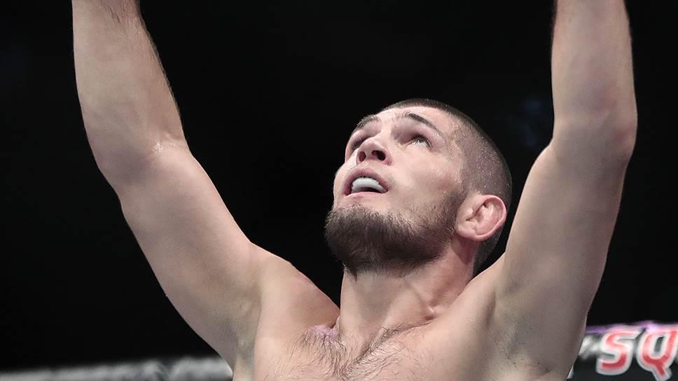 Хабиб Нурмагомедов получил шанс стать первым российским чемпионом по версии UFC