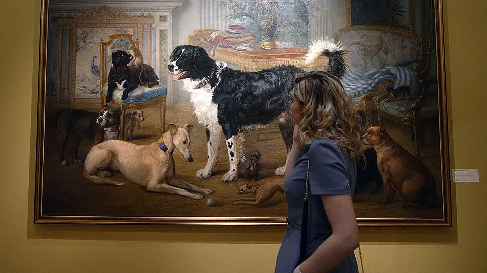 Любимые собаки императорской семьи — чуть ли не самые занятные герои выставки, посвященной Александру II