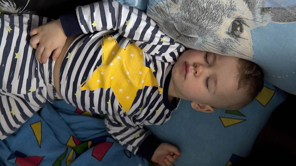 У Егора уже дважды случались тяжелые приступы, вплоть до полуобморочных состояний