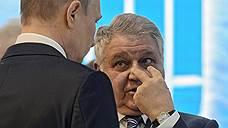 Михаил Ковальчук на пальцах объяснял Владимиру Путину особенности СКВИД-магнитометрии