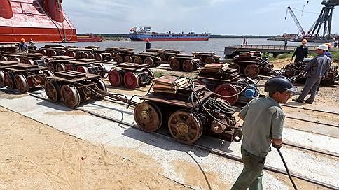 Импортозамедление // Из-за замены поставщика сдачу круизного лайнера могут отложить