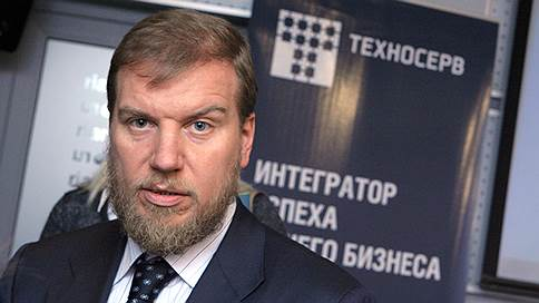 ВТБ заходит в Техносерв // Бывшие владельцы Промсвязьбанка распродают активы