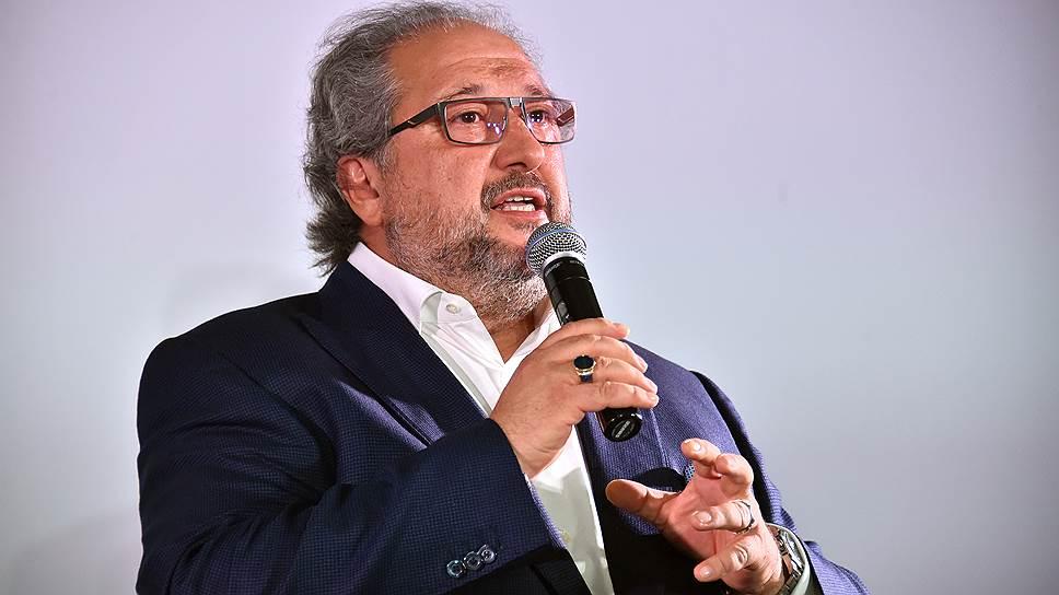 Председатель совета директоров O1 Group Борис Минц