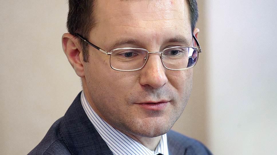 Зампред ЦБ Владимир Чистюхин