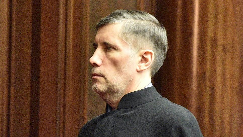 Судья Конституционного суда России Александр Кокотов