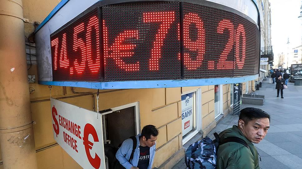 Как рубль поддержали в Минфине США