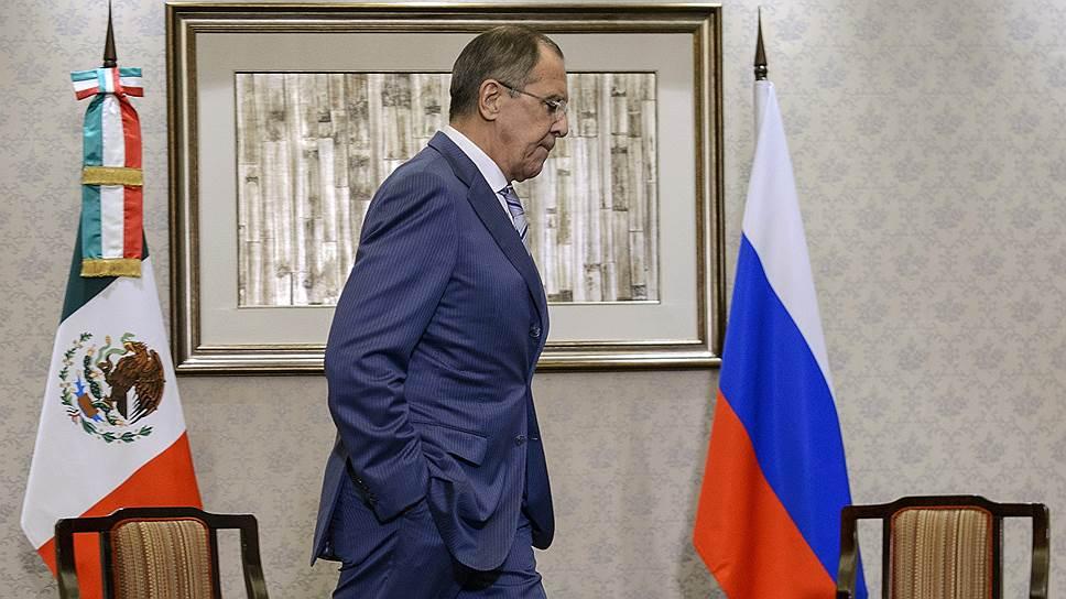 Сергею Лаврову прочат старую должность в новом правительстве