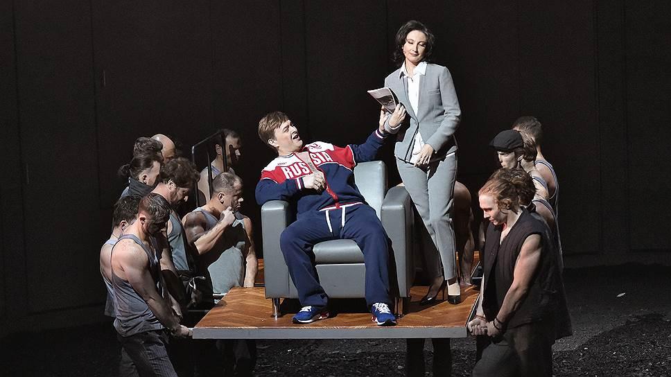 Итоги «Маски» в опере и мюзикле