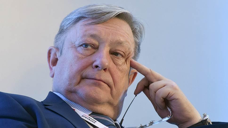 Президент НАПФ Константин Угрюмов: «Других средств, кроме государственных, на рынке нет»
