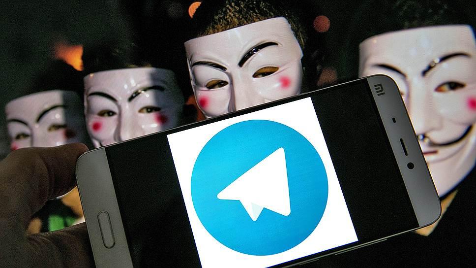 Как Роскомнадзор борется с Telegram