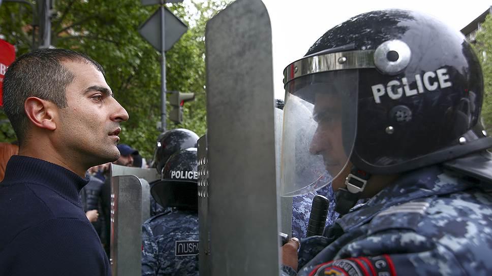 Как нарастали протесты в Армении