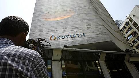 Швейцарцы берутся за легкие // Novartis пытается включиться в систему госзакупок лекарств