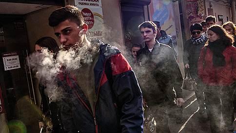 Imperial на пару // Компания начинает продавать в России альтернативу сигаретам