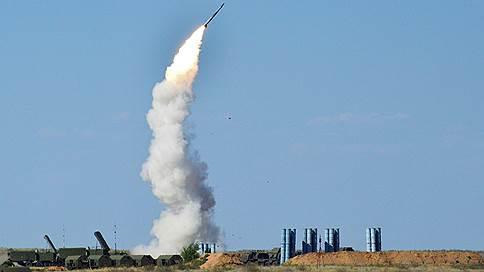 С-300 нацелились на Сирию // Дамаск может получить российские ЗРК совсем скоро