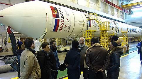 Спутник для Анголы подстраховали наполовину // Создание нового космического аппарата обойдется России почти в $130млн