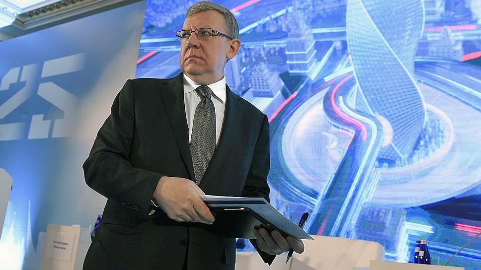 Председатель совета ЦСР Алексей Кудрин