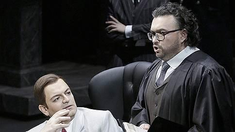 Изобразили жертву // «Бал-маскарад» Верди в Большом театре