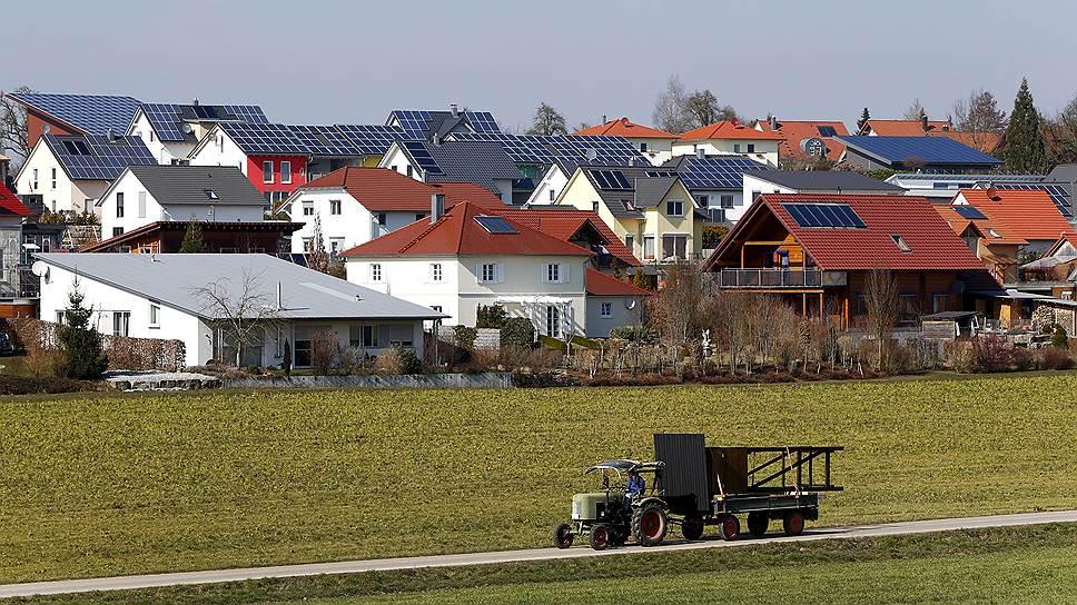Как стимулируется развитие ВИЭ в Германии