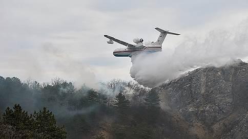 Сами регионы распускают эти пожары // В правительстве нашли вопиющей ситуацию с природными возгораниями