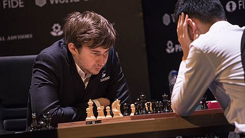 Шахматы стали чуть ближе к футболу // World Chess признала итоги кандидатского турнира в Берлине прорывными