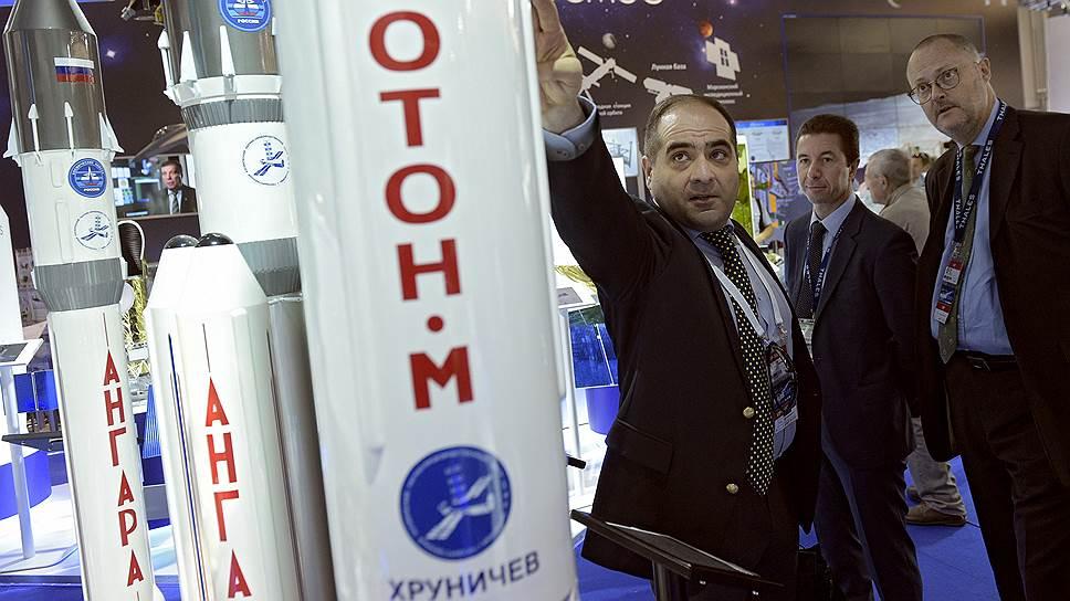 Почему Центру имени Хруничева вновь понадобилась финансовая поддержка