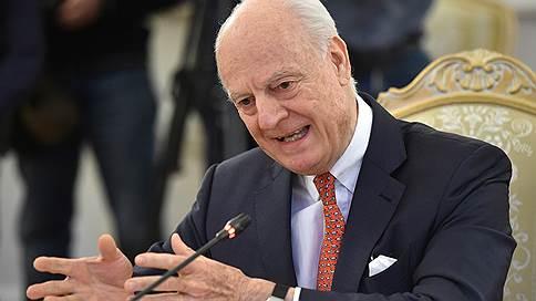 На Сирию строят новые планы // США и их союзники ищут пути урегулирования, не предполагающие участия РФ и Ирана