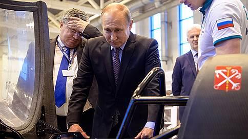 Аплодисменты, не переходящие в инновации // Ректоры не смогли предложить Владимиру Путину ничего будущего