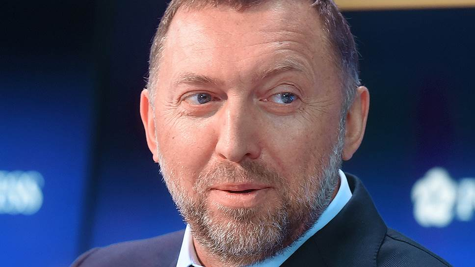 Олег Дерипаска может отказаться от контроля над «Русалом»