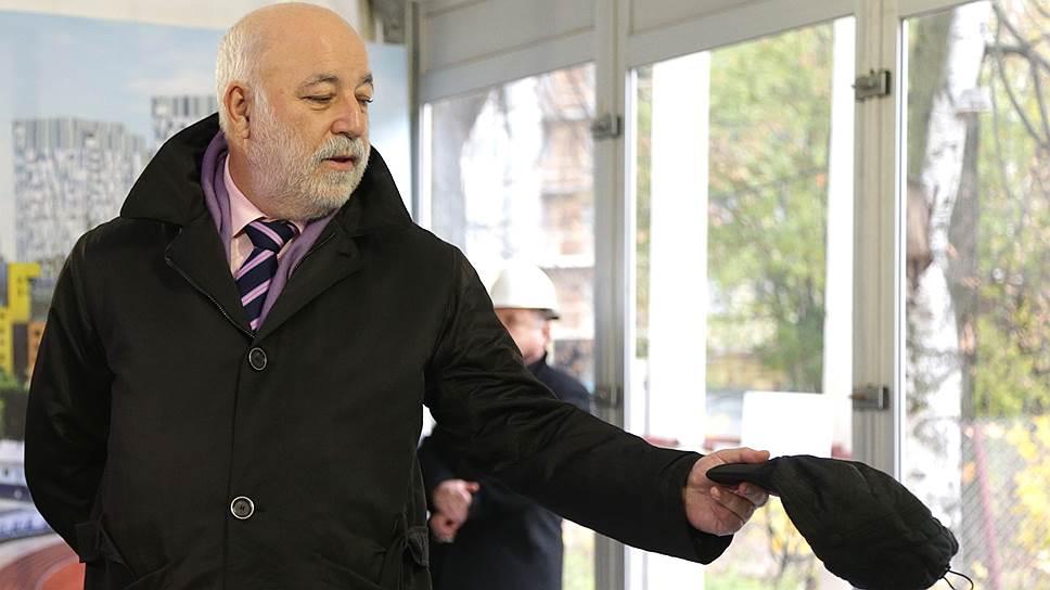 Санкции США дали возможность Виктору Вексельбергу обратиться к государству за помощью