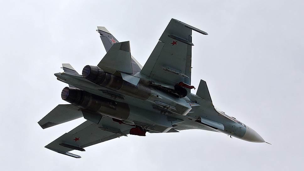 Как Россия потеряла в Сирии первый СУ-30СМ