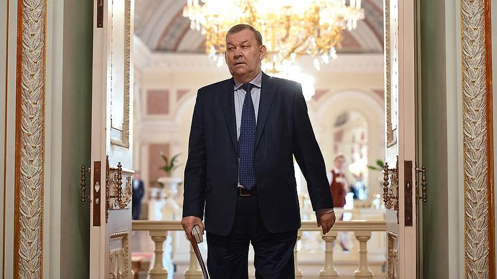 Внимательно изучив текущий репертуар, Владимир Урин не досчитался в нем важных для Большого авторов
