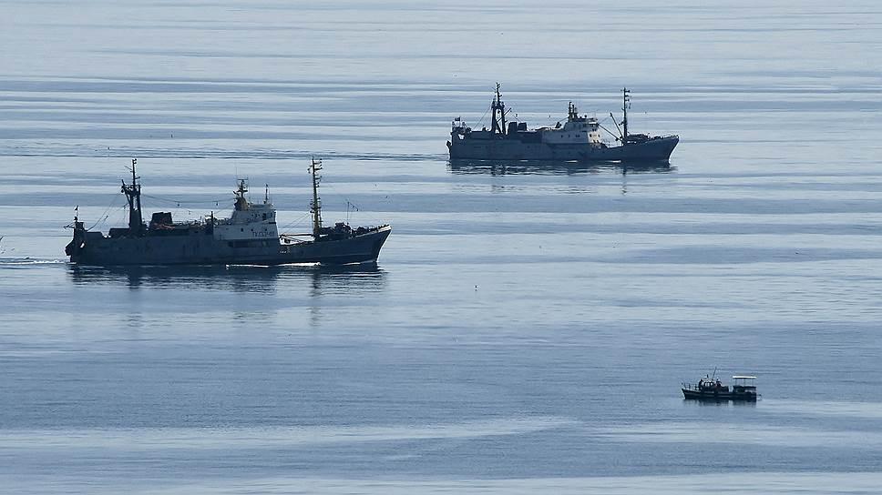 Как разгорелся морской конфликт между Россией и Украиной