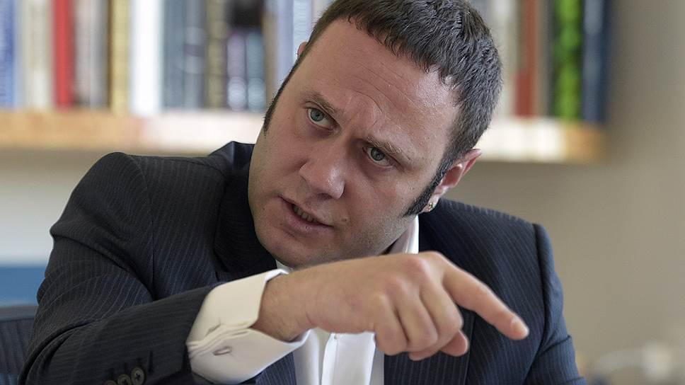 Новый президент «Ланита» Филипп Генс