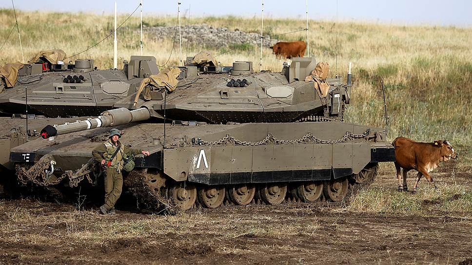 Как Израиль и Иран обменялись ракетными ударами