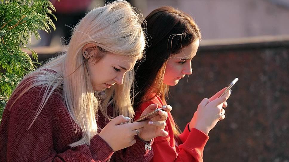 Как средняя цена на мобильную связь снижалась за пределами Москвы